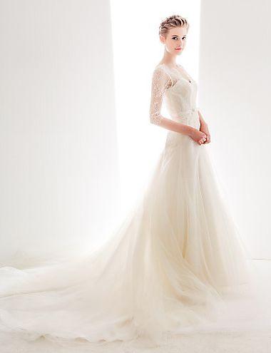 Trouwjurk van de week #4 - Girls of honour - blog over trouwen en je bruiloft regelen