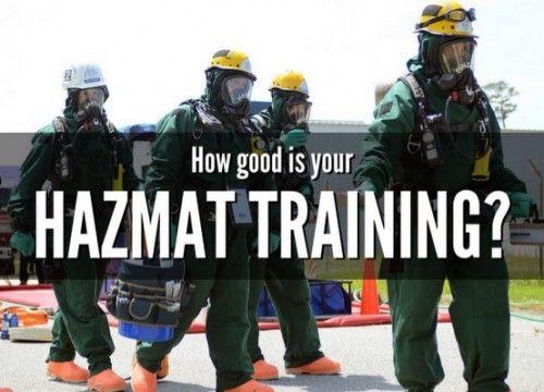 How Good is Your Hazmat Employee Training System?