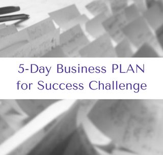 5-day Business Plan for Success Course  This Challenge is for you if you have a service or product based business that lacks clarity & structure!  Discover the business model that works for you, and understand the essential #businessmodelcanvas #businessmodel #businessplan #howto #bossbabe