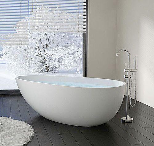 Oltre 25 fantastiche idee su vasche da bagno su pinterest - Vasche da bagno grandi ...