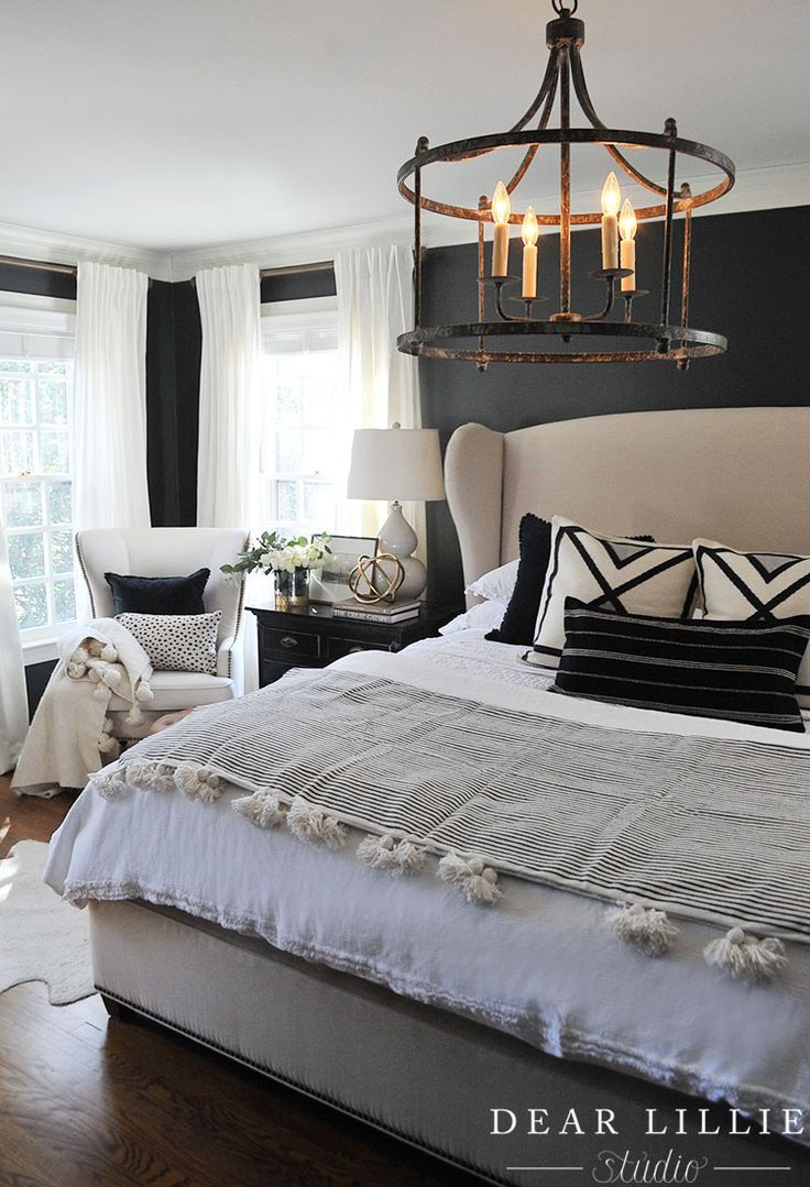 Making Some Changes To Our Master Bedroom | Master bedroom ...