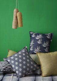 Kavango fabric collection from Hertex.