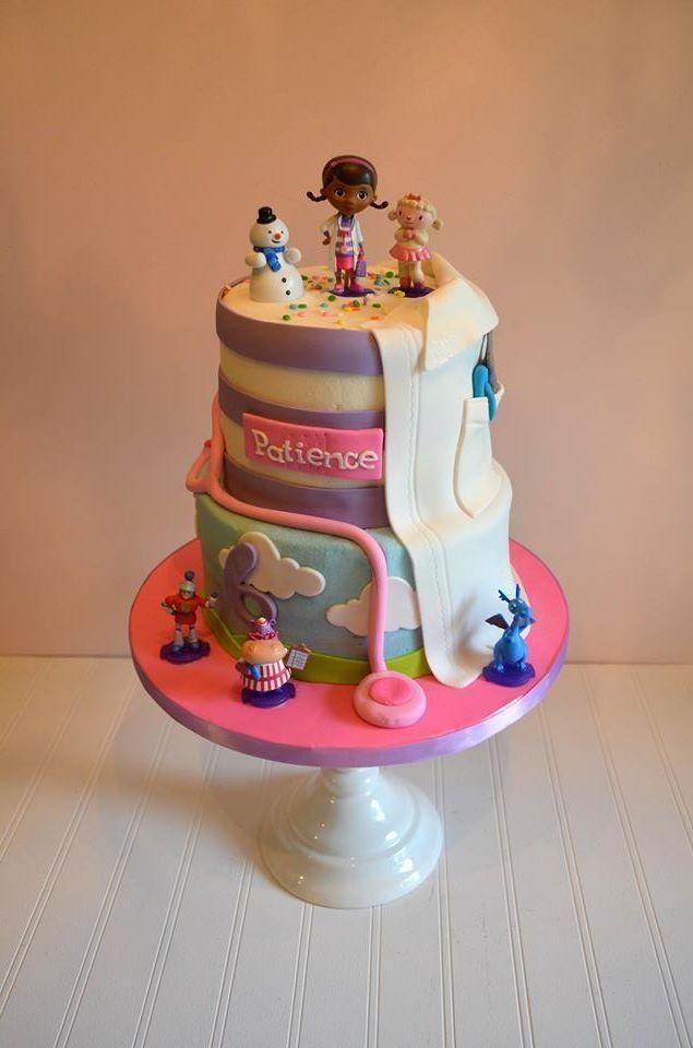 17 Best images about Doc McStuffins cake/party ideas on ...
