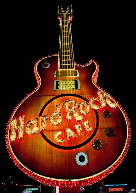 Hard Rock Cafe, Las Vegas