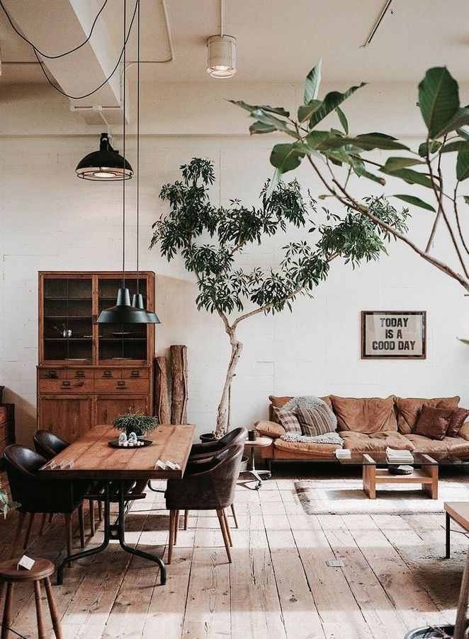 50 Modern Cozy Minimalist Rustic Home Decor Ideas