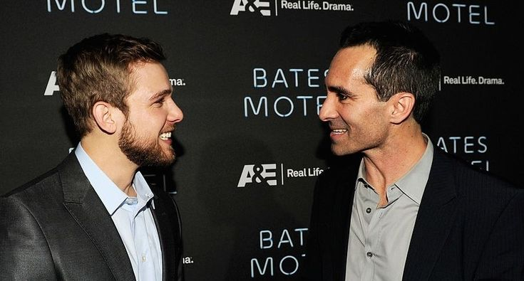BATES MOTEL Season 4 Scoop:  Interview with Nestor Carbonell and Max Thieriot