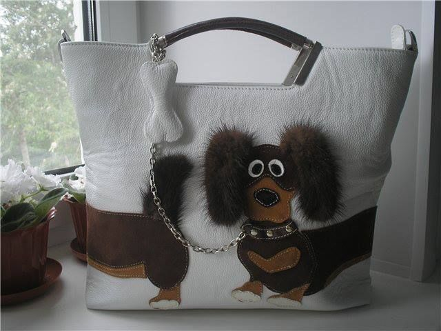 253 Best Images About Dachshund Handbags On Pinterest