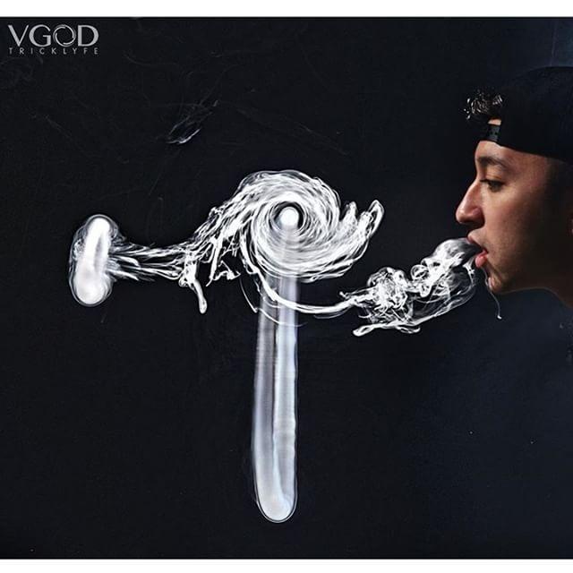 #VapeTricks by @vajohnny2_vgod