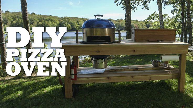 DIY PIZZA OVEN!