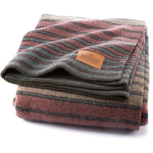 Rugged Enough For The Campground Or A Kids Living Room Fort Pendleton Yakima Wool Blanket Provides Generous Layer Of Warmth Wherever You Need It