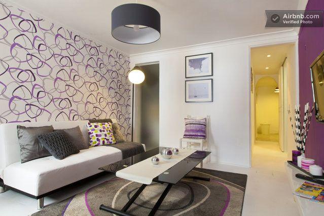 Living room _ Apartment Chiado
