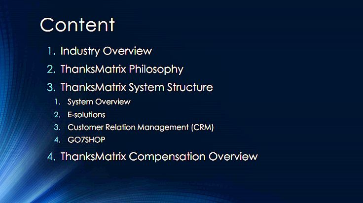 If you want to live a rich,  Through the loving company through the audit matrix Progressive  Thanks Matrix with Arthur  Try to start right now with online ^^   https://www.thanksmatrix.com/SignUp/?r=jehan10