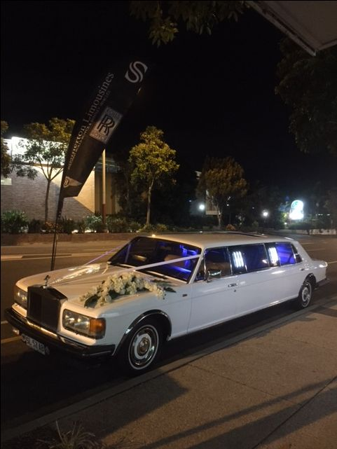 Somerton Limousines Stretch Rolls Royce