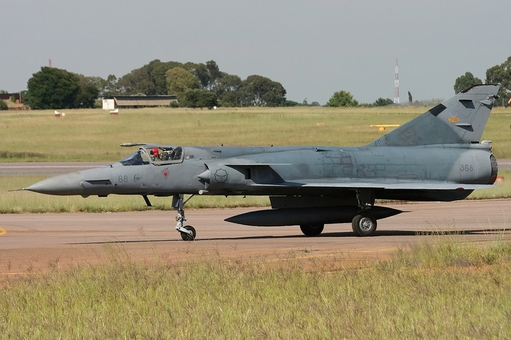South African Atlas (Denel) Cheetah Interceptor