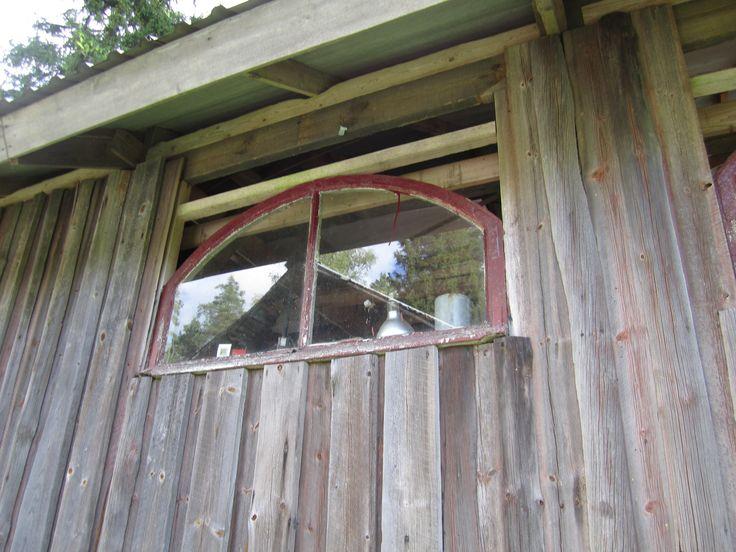 Vanha ikkuna