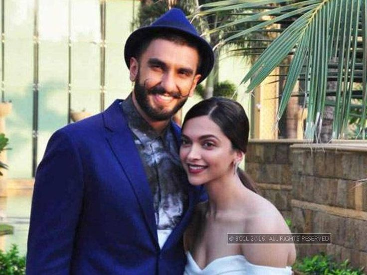 Ranveer reacts to marriage rumours with Deepika