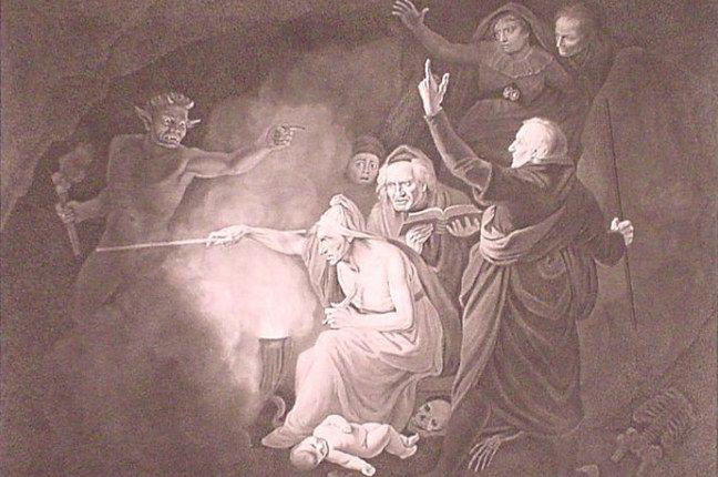 9 nomes de bruxas britânicas para batizar suas filhas