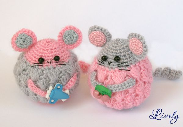 little mouse - pattern not in English