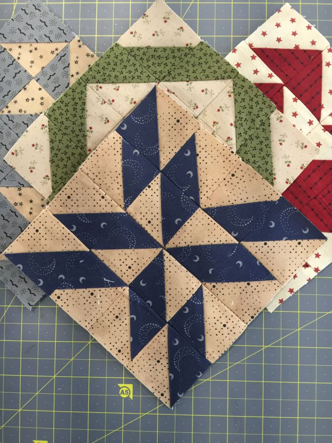 Block 4, Triangle Gatherings