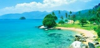 Malaysia ティオマン島