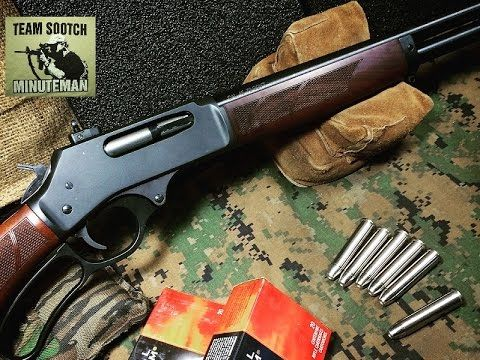 Henry 45 70 Government Lever Action Rifle Review