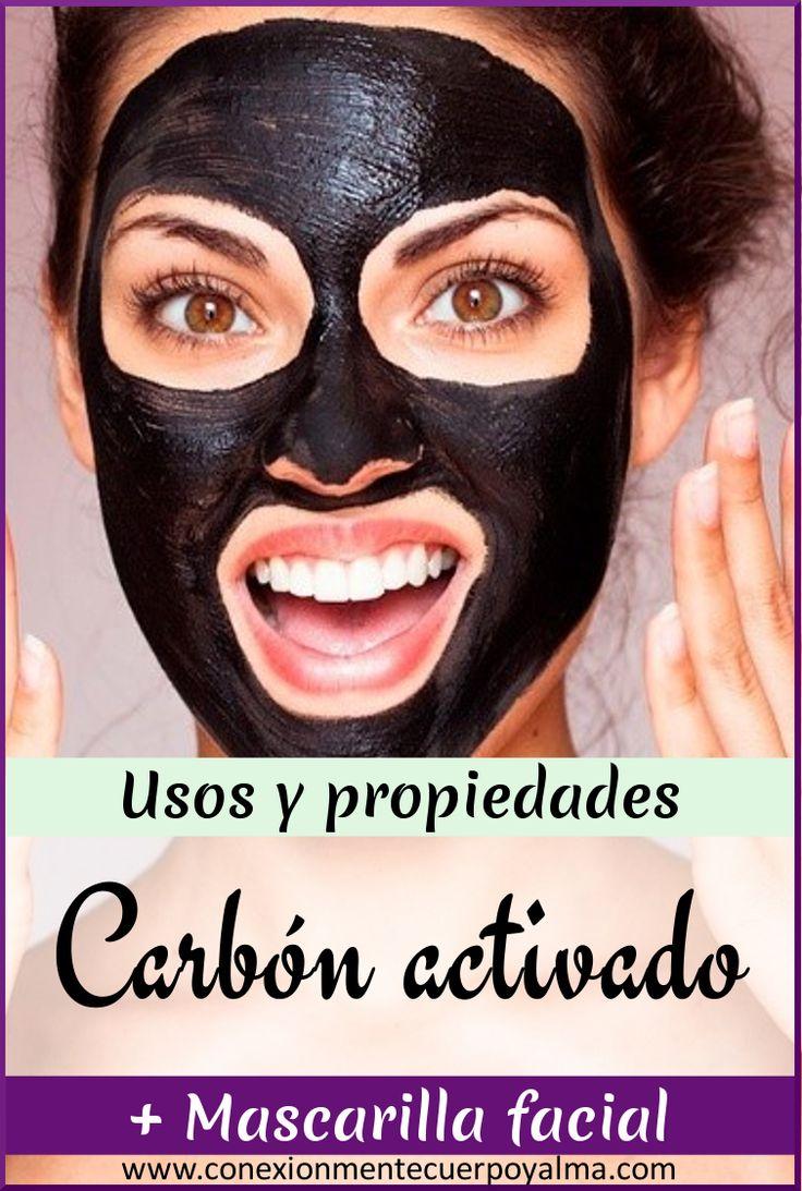 Aprende a realizar tu propia mascarilla de carbón activado y sus distintos usos y propiedades.
