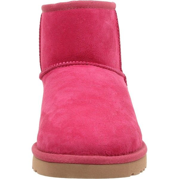 ladies pink ugg boots