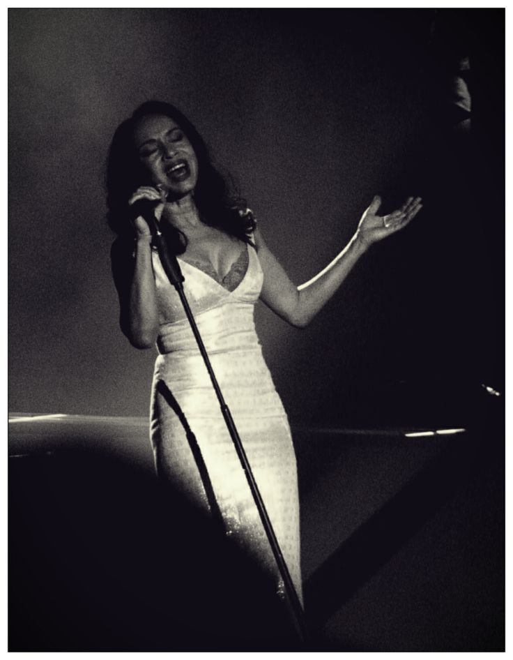 Truly the best concert of my life. Budapest, 2011. (Pic taken by me) Sade