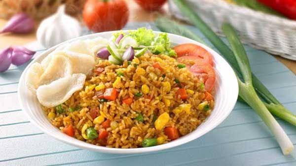 Nasi Goreng Jakarta Nasi Goreng Resep Masakan