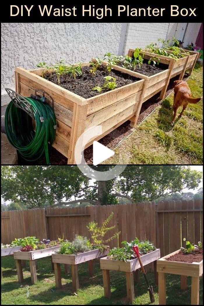 Epingle Sur Boites De Jardin