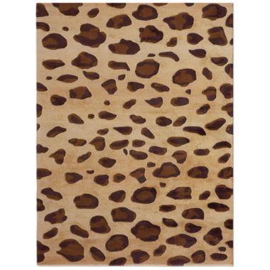 27 Best Leopard Print Area Rug Images On Pinterest Area