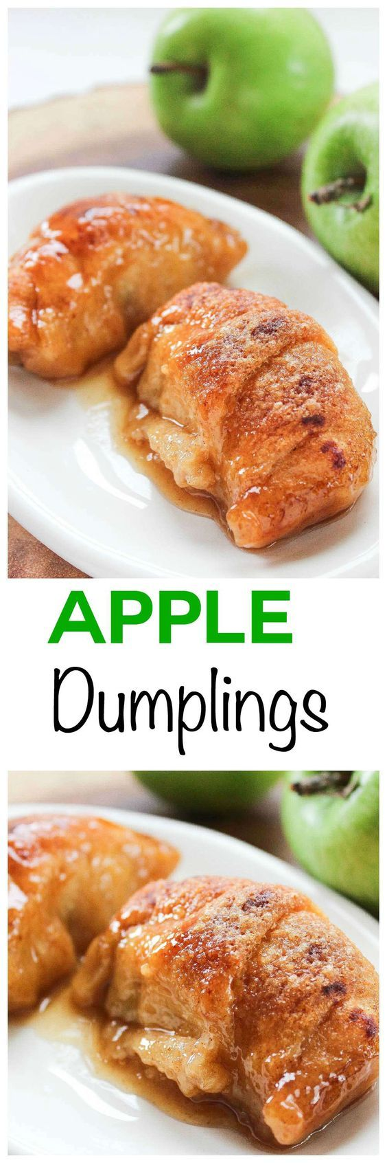 Apple dumpling recipe easy