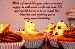 Happy Birthday Quotes For Best Friend is wonderful way to celebrate your Best Friend's Birthday. Here we have best collection of Happy Birthday Quotes For Best Friend, Happy Birthday Best Friend Quotes, Happy Birthday Best friend, Happy Birthday Best Friend Quotes Images. These are short and lovely collection of our Birthday Wishes For Friend. So …