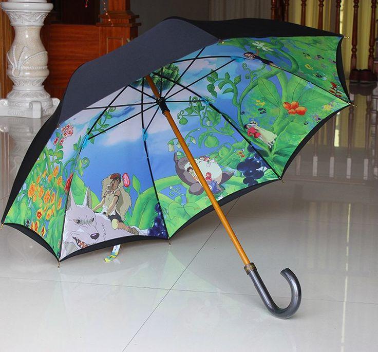 Studio Ghibli Umbrella. I WANT!