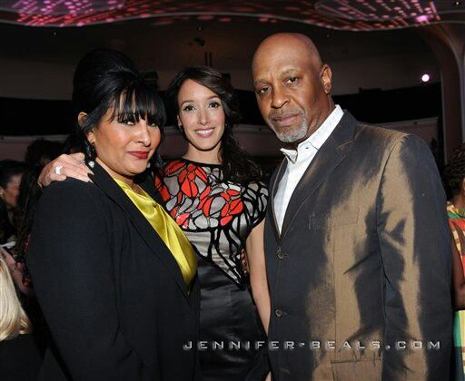 Pam Grier, Jennifer Beals and James Pickens, Jr.