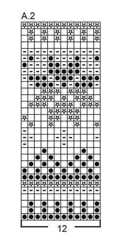 Settiin kuuluu: Ylhäältä alas neulottu kuviollinen DROPS housupuku Karisma-langasta. Kuviollinen korvalappumyssy Karisma-langasta. Koot 1 - 6 v. Ilmaiset ohjeet DROPS Designilta.