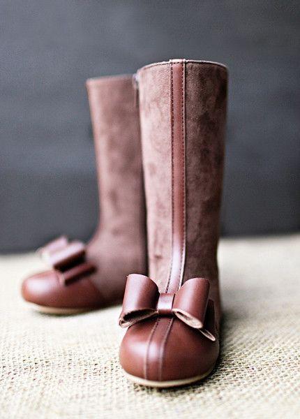 Sasha Boot for girls   Return To Eden Children's Boutique