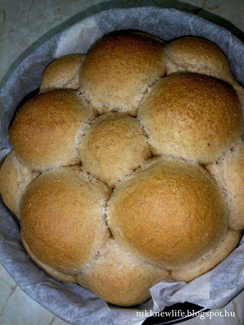NIKK NEW LIFE - ÚJ ÉLET SZABADON, BOLDOGAN, JÓÍZŰEN: A tépős kenyér :)
