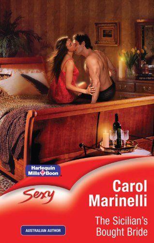 Mills & Boon : The Sicilian's Bought Bride (Italian Husbands) eBook: Carol Marinelli: Amazon.com.au: Kindle Store