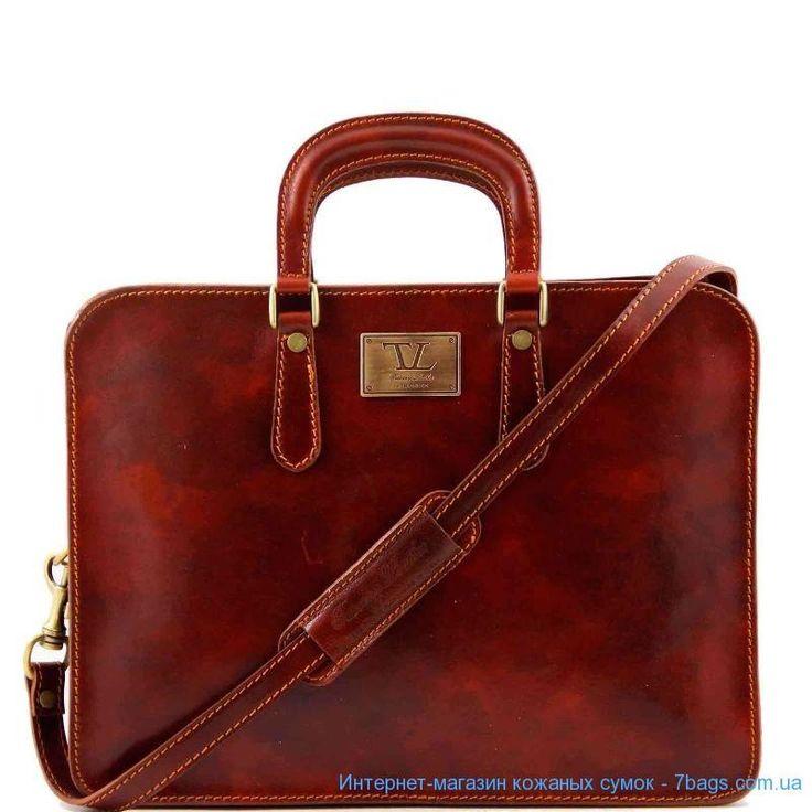 Женский кожаный портфель Tuscany Leather ALBA TL140961