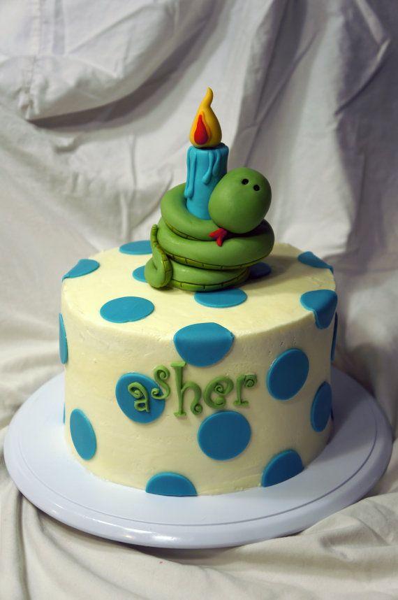 40 Best Snake Cakes Images On Pinterest Snake Cakes Birthdays And