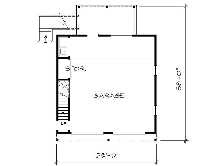 346 best Garage Apartment Plans images on Pinterest | Garage ...