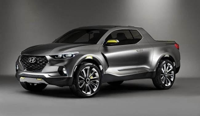 2017 Hyundai Santa Cruz Crossover - http://bestcarsof2018.com/2017-hyundai-santa-cruz-crossover/