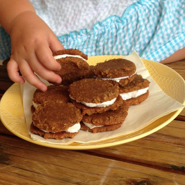 """If you've ever enjoyed one of Little Debbie's cookie pies (and, really, who hasn't?), you will fall in love with this nutrient-packed, allergen-freeand paleo version! I tested this recipe on a neighbor and her teenaged daughter who stopped by and, less than 60 seconds after they left, I got a phone call saying, """"HOW ON […]"""