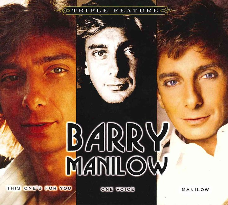 Barry Manilow - Triple Feature