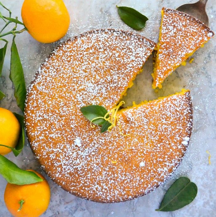gluten free whole tangerine cakeThe boiling takes the bitterness out of the citrus skin!!!