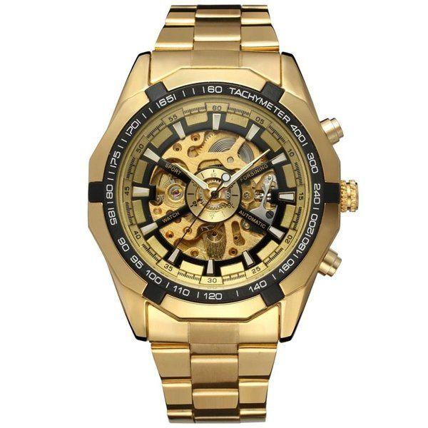 Relógio Automático Forsining Skelet - Dali Relógios