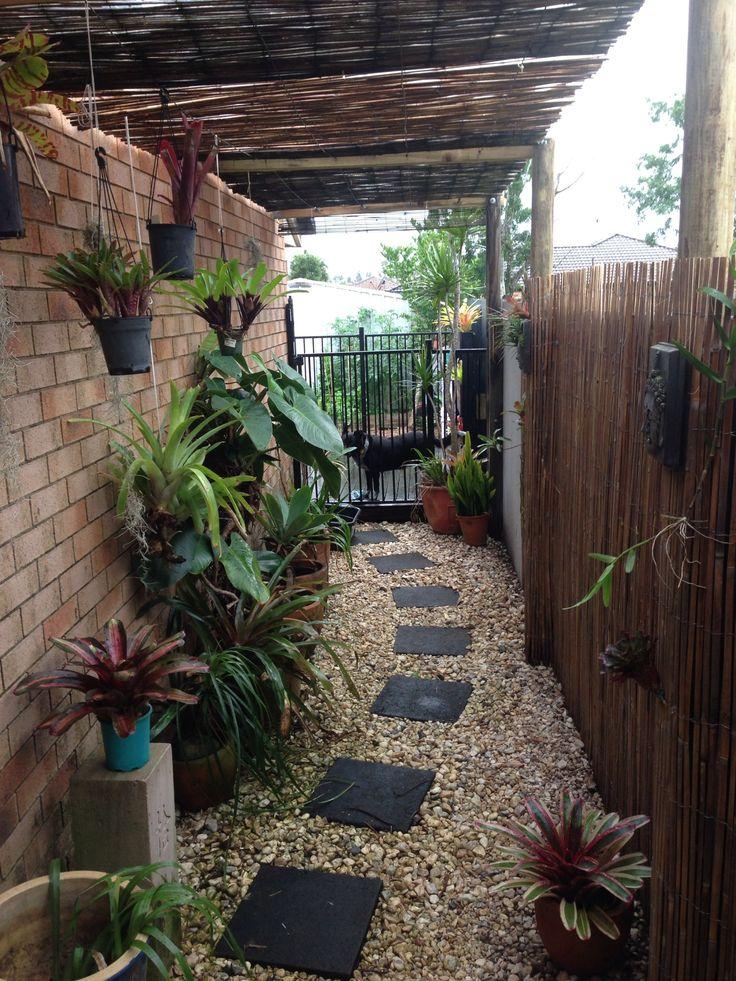 New side garden