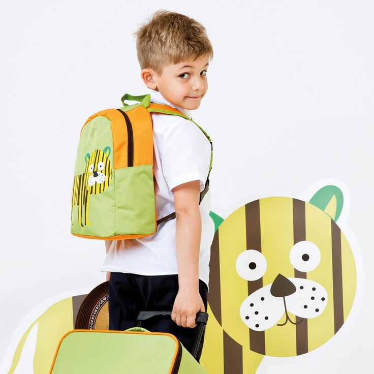 #Lässig 4 Kids • WILDLIFE Collection • #travel #zaino #valigia #trolley #scuola #bambini #kids #viaggiare #vacanza #animali