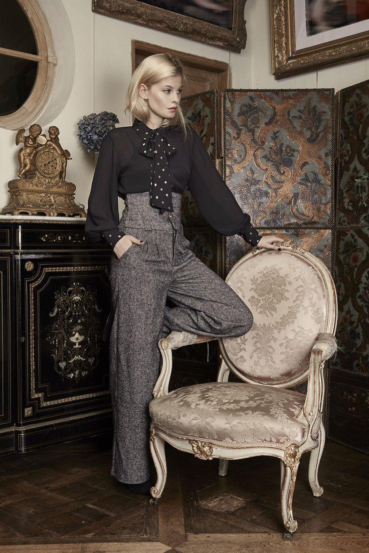 Elli White AKA M Fashion - Pure London Spirit Young Fashion